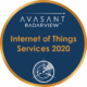 Internet of things 2020 Circle Badge 80x80 - RadarView™