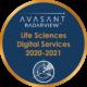 Life Sciences circle badge 2020 2021 80x80 - RadarView™