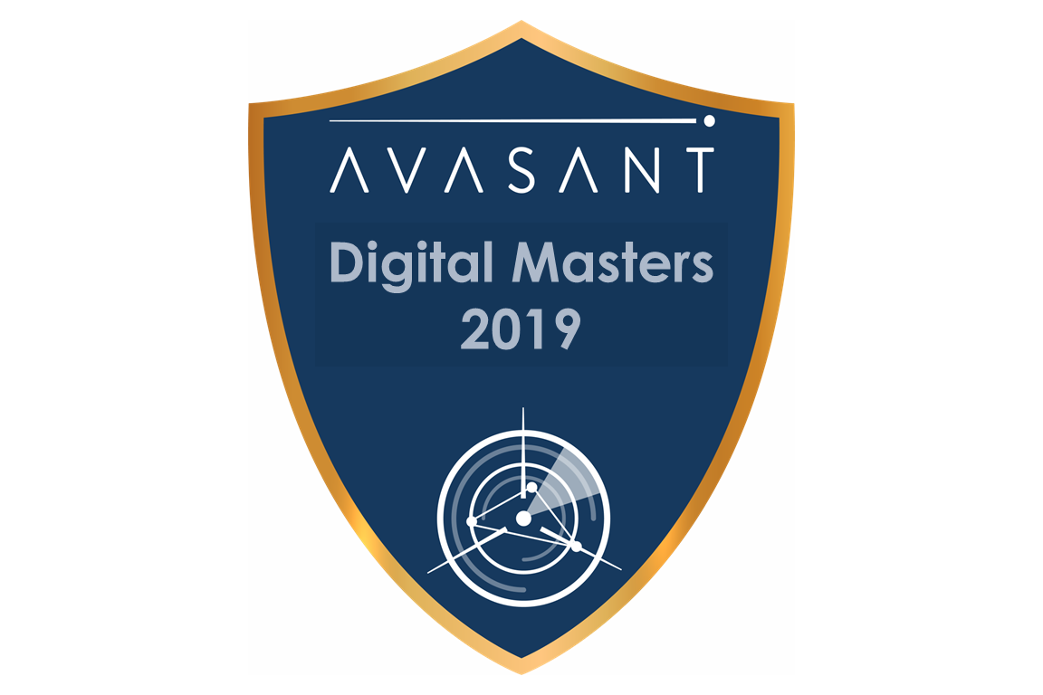RVBadges PrimaryImage DigitalM - Internet of Things Services 2019 RadarView™