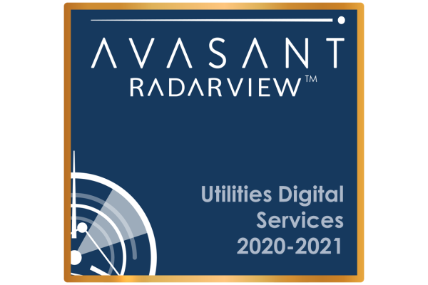 RVBadges PrimaryImage Utility 600x400 - Utilities Digital Services 2020-2021 RadarView™