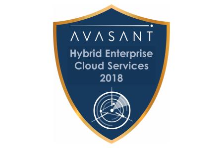 RVBadges PrimaryImage hybrid18 450x300 - Hybrid Enterprise Cloud Services 2018 RadarView™