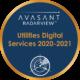 Utilities Digital Services Circle Badge 2020 2021 80x80 - RadarView™