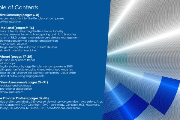 TOC LS2020 600x400 - Life Sciences Digital Services 2020-2021 RadarView™