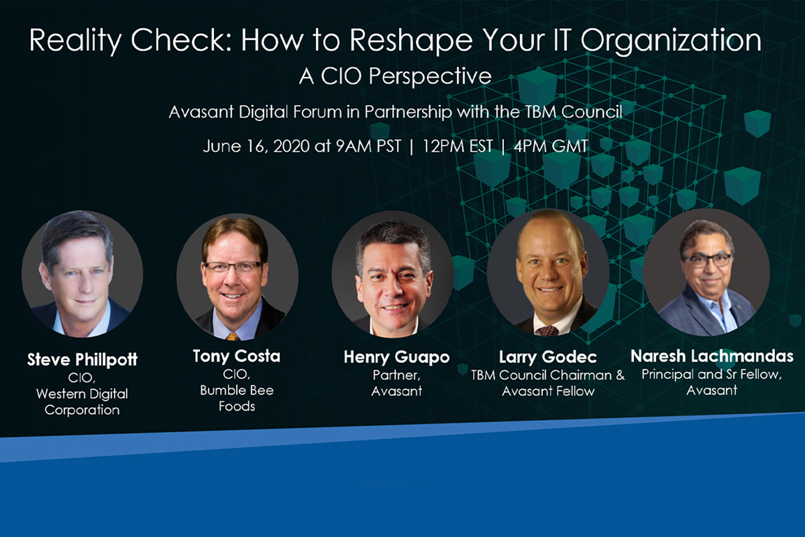 06 16event - How Digital Transformation Will Drive IT Organizations in the Post-Pandemic World
