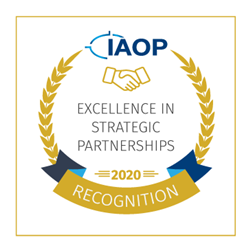 iaoppartnerships2020 - Avasant recognized for Excellence in Strategic Partnerships by IAOP