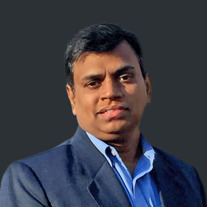 Ganesh headshot - Re-inventing IT: The Playbook for Hybrid Cloud Transformation in Partnership with HCL & IBM
