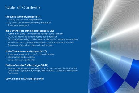 TOC Cloud Platform2020 450x300 - Cloud Platforms 2020 RadarView™