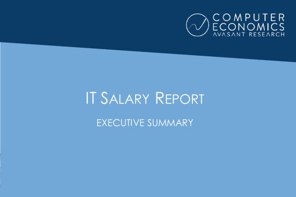 ITsalaryexecutivesummary 600x400 - IT Salary Report Executive Summary and Sample Table