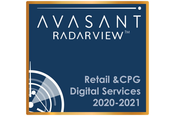 primaryimage retailcpg 600x400 - Retail & CPG Digital Services 2020-2021 RadarView™