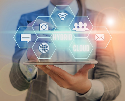 Image Transforming the Enterprise: Driving Digital Innovation Through Hybrid Cloud in Partnership with HCL, NetApp and Microsoft