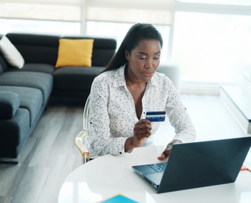 african american woman shopping online 2GQL72Y 495x400 - Empowering Beyond Events