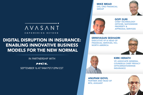 products for post events insurance 600x400 - Digital Disruption in Insurance: Enabling Innovative Business models for the New Normal