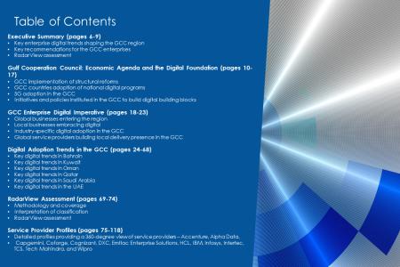 GCCRVpublishing TOC 450x300 - GCC Region Digital Services 2020-2021 RadarView™
