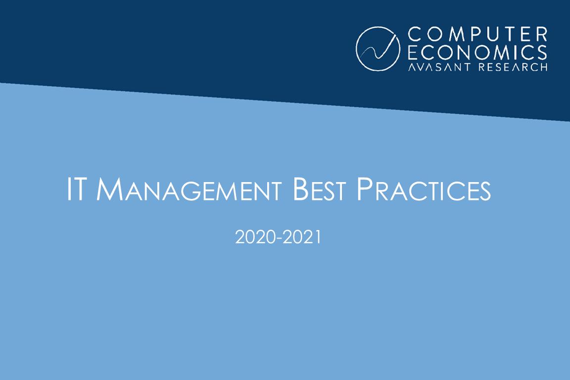 IT Management Best Practices 2020-2021 Image