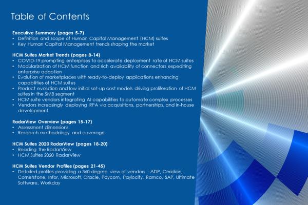 Slide1 6 600x400 - Human Capital Management Suites 2020 RadarView™