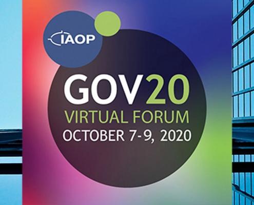 Image IAOP GOV20: Governance Reimagined: Enabling Business Agility in the Digital Enterprise