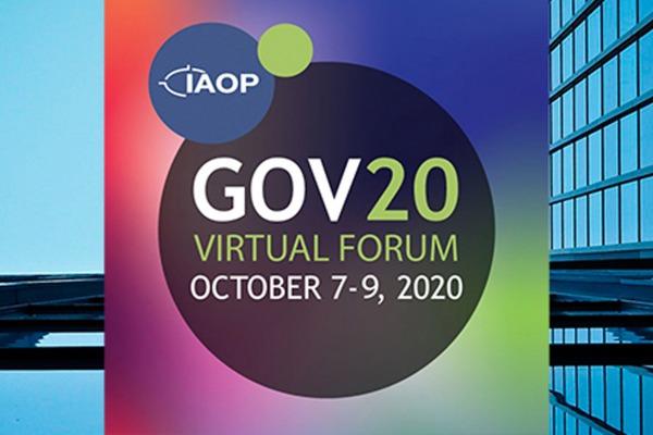 iaop image 600x400 - IAOP GOV20: Governance Reimagined: Enabling Business Agility in the Digital Enterprise