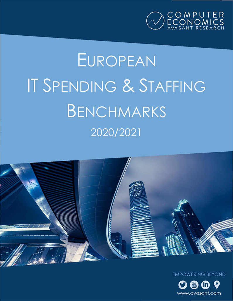 European staffing benchmarks 1 - IT Spending and Staffing Study Europe