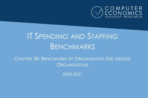 ISS2020 21Chapter3B 600x400 - IT Spending and Staffing Benchmarks 2020-2021: Chapter 3B: Midsize Organizations