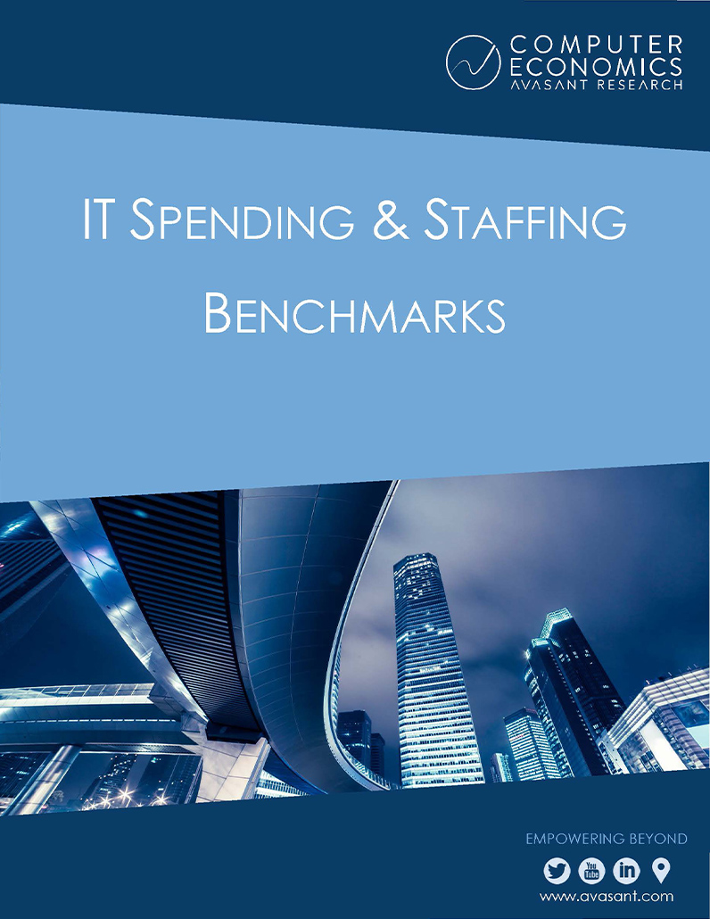 IT Spending and Staffing Benchmarks  - IT Spending, Staffing, and Salary Reports