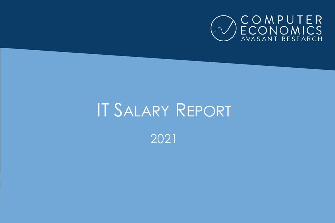 IT Salary Report 2021 Image