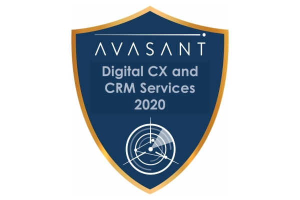 PrimaryImage DigitalCXandCRM2020 600x400 - Digital CX and CRM Services 2020 RadarView™