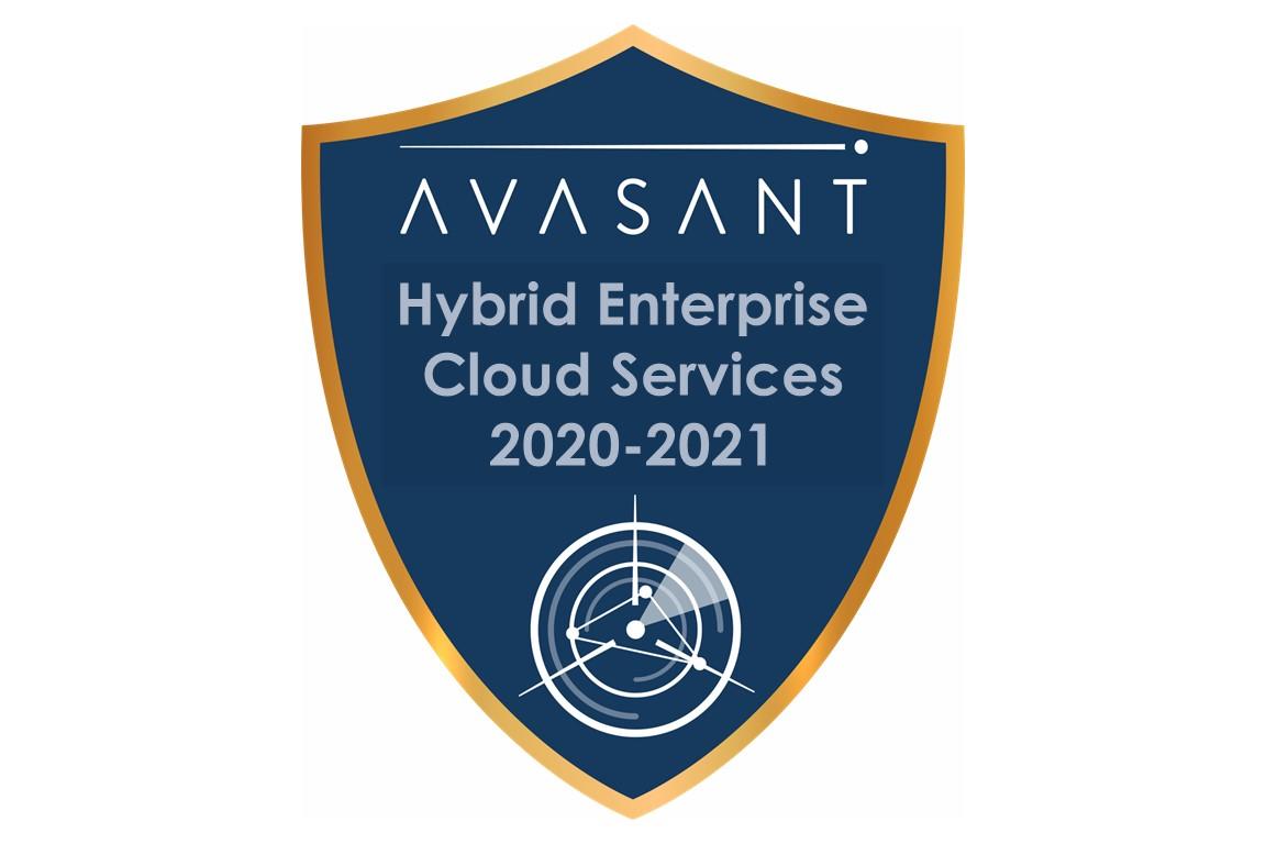 Hybrid Enterprise Cloud Services 2020-2021 RadarView™ Image