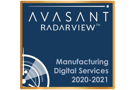 PrimaryImage Manufacturing2020 21 450x300 - Manufacturing Digital Services 2020-2021 RadarView™
