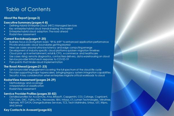 TOC HECS2020 600x400 - Hybrid Enterprise Cloud Services 2020 RadarView™