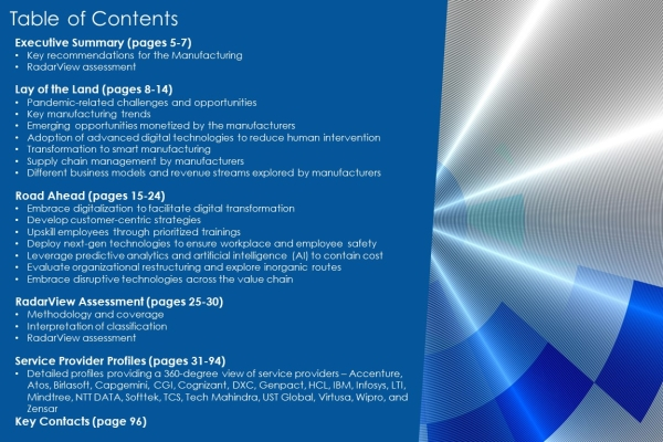 TOC Manufacturing 600x400 - Manufacturing Digital Services 2020-2021 RadarView™