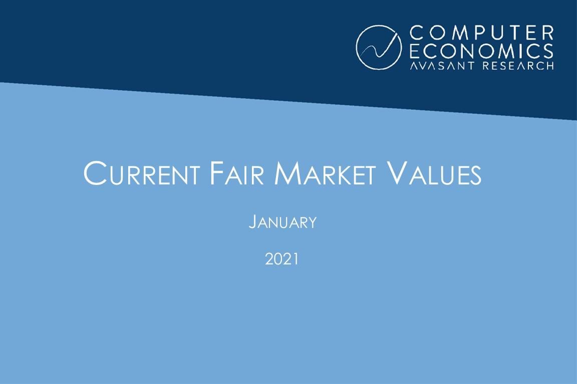 Current Fair Market Values Image