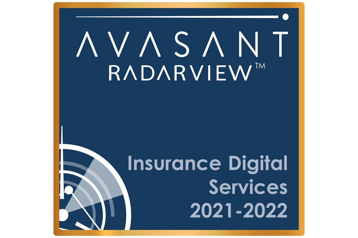 Insurance Digital Services 2021-2022 RadarView™ Image