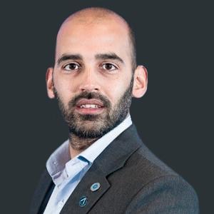 Akshay headshot - Avasant Empowering Beyond Summit 2021: Transcending Digital