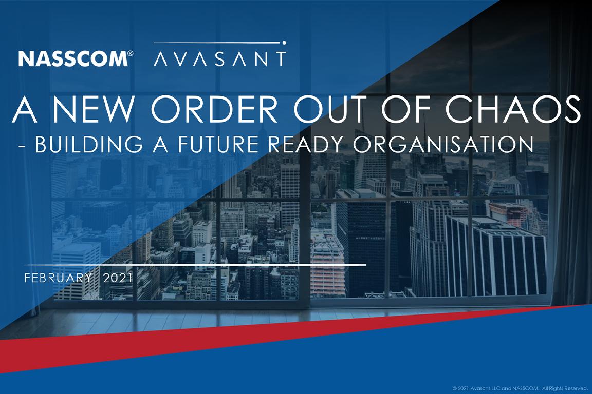 Avasant NASSCOM Digital Enterprise Feb2021 - Avasant Digital Forum: Disrupting Media & Entertainment: The 5g Enabled Future