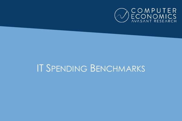 IT Spending Benchmarks 600x400 - IT Spending and Staffing Benchmarks 2017/2018: Chapter 24: Utilities Subsector Benchmarks