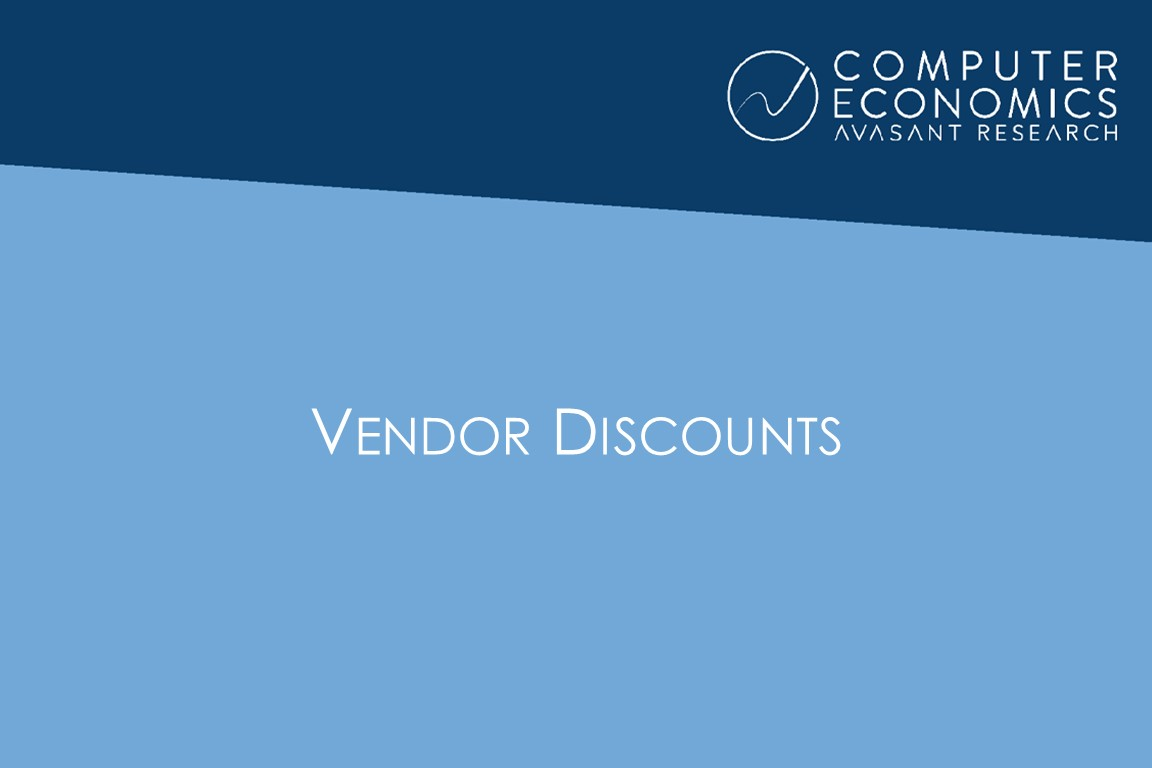 Vendor Discounts - Life Sciences Digital Services 2020-2021 RadarView™