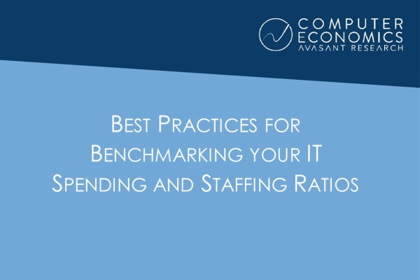 BestPracticesforITspending 600x400 - Best Practices for Benchmarking Your IT Spending and Staffing Ratios