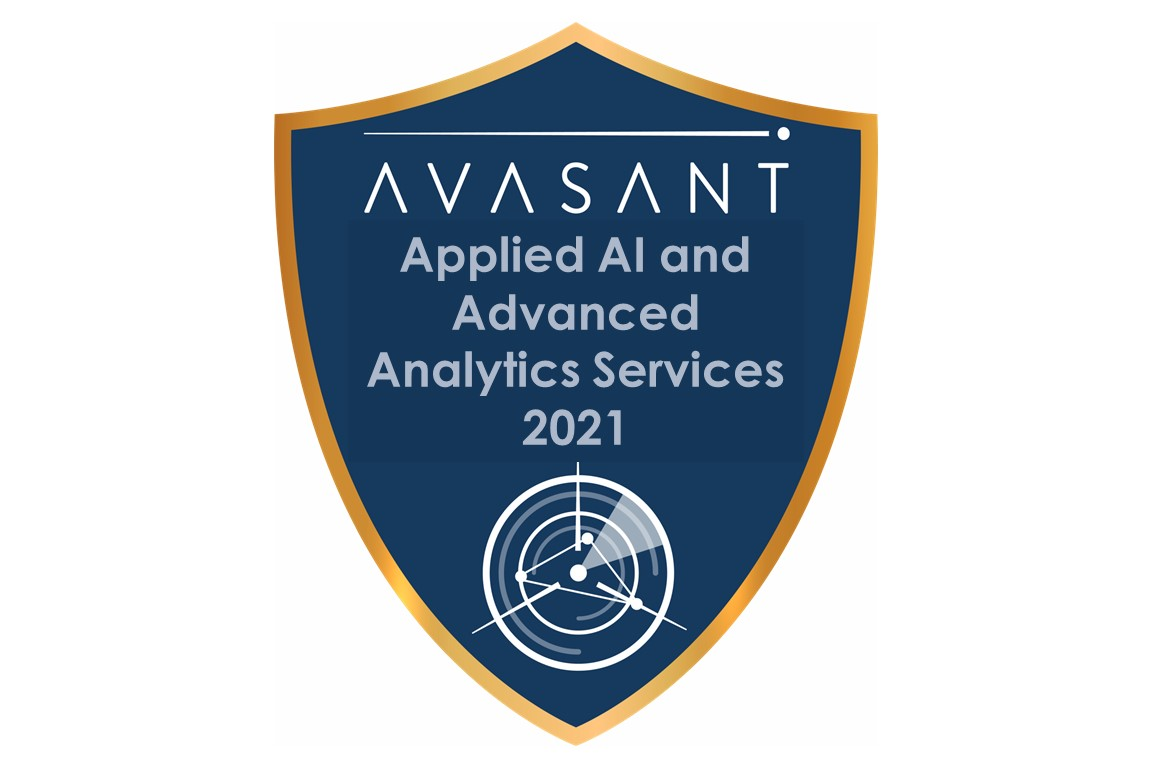 Applied AI and Advanced Analytics Services 2021 RadarView™ Image