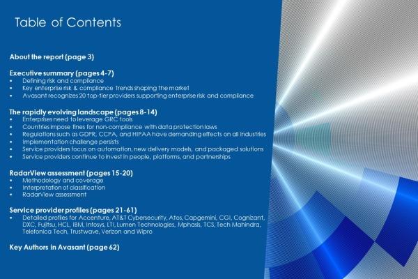 TOC RiskandComplianceServices2020 2021RadarView 600x400 - Risk and Compliance Services 2020-2021 RadarView™