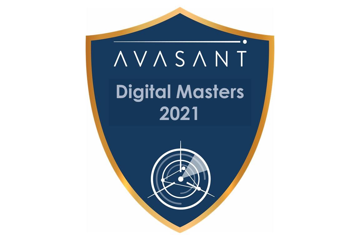 Digital Masters 2021 RadarView™ Image