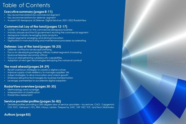 TOC AD2021 600x400 - US Aerospace & Defense Digital Services 2021-2022 RadarView™