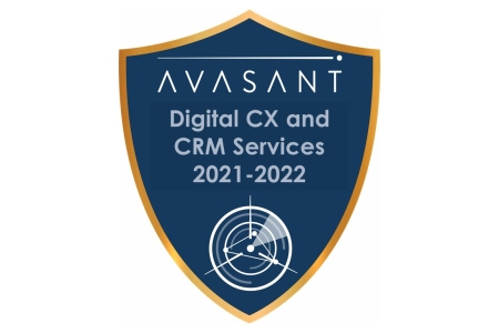 Primary Image Digital CX and CRM Services 2021 2022 450x300 - Digital CX and CRM Services 2021-2022 RadarView™