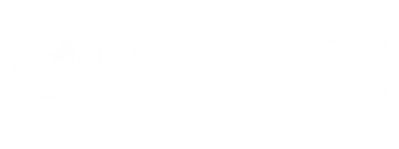 RadarView logo Zero In 1 - Saurabh Verma